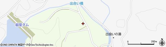 大分県竹田市刈小野373周辺の地図