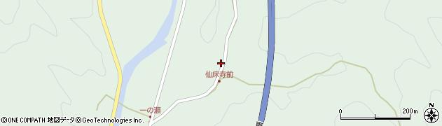大分県佐伯市弥生大字床木863周辺の地図