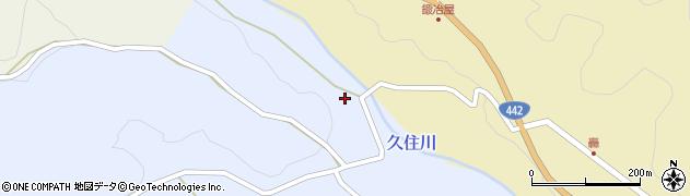 大分県竹田市下坂田1270周辺の地図