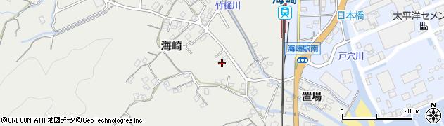 大分県佐伯市海崎2490周辺の地図
