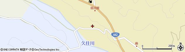 大分県竹田市城原2090周辺の地図