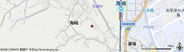 大分県佐伯市海崎2488周辺の地図