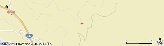 大分県竹田市城原1199周辺の地図