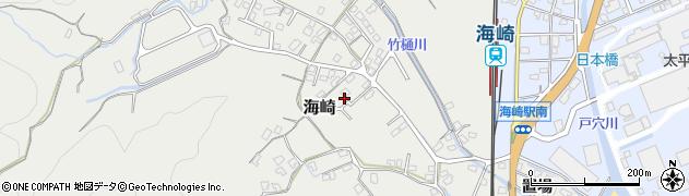 大分県佐伯市海崎2478周辺の地図