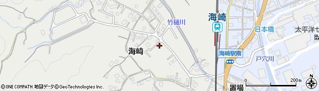 大分県佐伯市海崎2483周辺の地図
