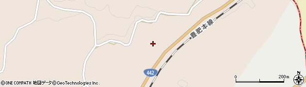 大分県竹田市三宅1056周辺の地図
