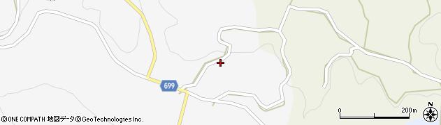 大分県竹田市古園869周辺の地図