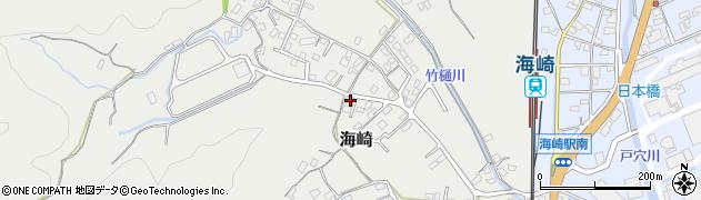大分県佐伯市海崎2464周辺の地図