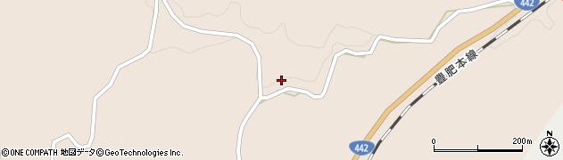 大分県竹田市三宅1089周辺の地図