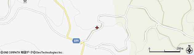 大分県竹田市古園873周辺の地図
