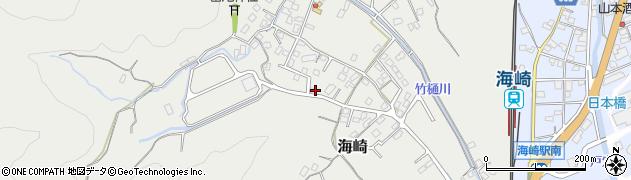 大分県佐伯市海崎2231周辺の地図