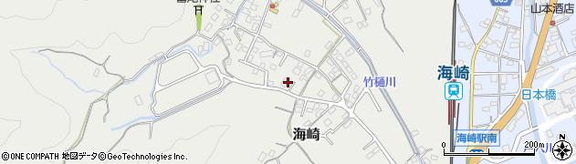 大分県佐伯市海崎2455周辺の地図