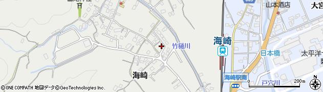 大分県佐伯市海崎2534周辺の地図