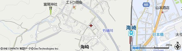 大分県佐伯市海崎2537周辺の地図