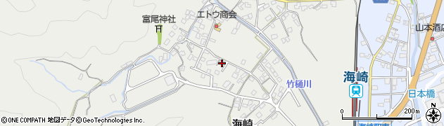 大分県佐伯市海崎2452周辺の地図