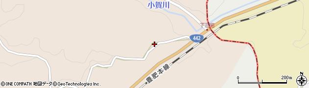 大分県竹田市三宅938周辺の地図