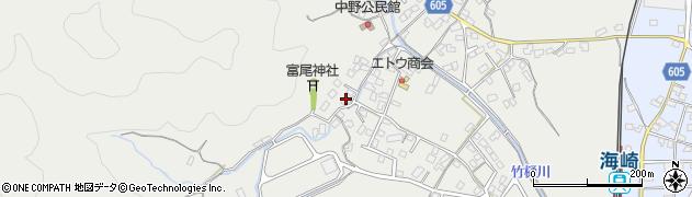 大分県佐伯市海崎2599周辺の地図