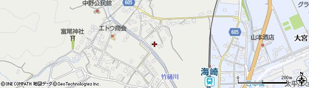大分県佐伯市海崎3460周辺の地図