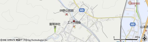 大分県佐伯市海崎2519周辺の地図