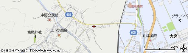 大分県佐伯市海崎3429周辺の地図