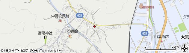 大分県佐伯市海崎3421周辺の地図