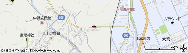 大分県佐伯市海崎3430周辺の地図