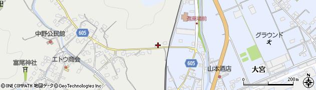 大分県佐伯市海崎3640周辺の地図