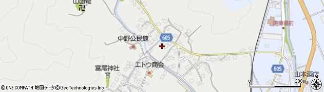 大分県佐伯市海崎3391周辺の地図