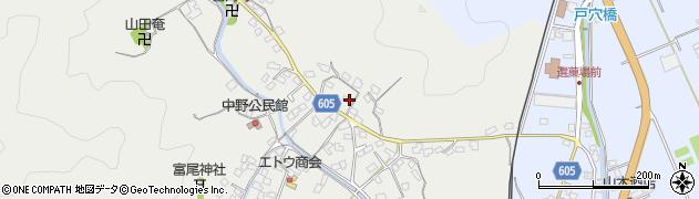 大分県佐伯市海崎3346周辺の地図