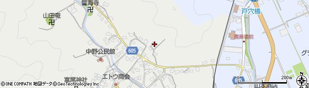 大分県佐伯市海崎3358周辺の地図