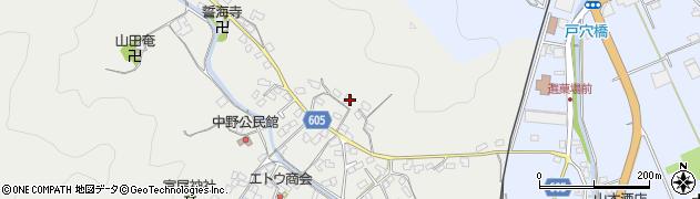 大分県佐伯市海崎3338周辺の地図