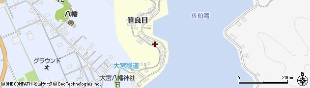 大分県佐伯市霞ケ浦173周辺の地図