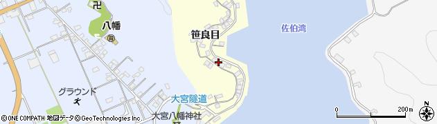 大分県佐伯市霞ケ浦182周辺の地図