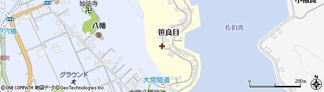 大分県佐伯市霞ケ浦196周辺の地図