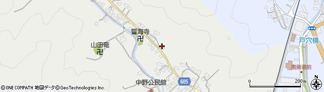 大分県佐伯市海崎3316周辺の地図