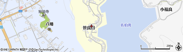 大分県佐伯市霞ケ浦222周辺の地図