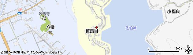 大分県佐伯市霞ケ浦226周辺の地図