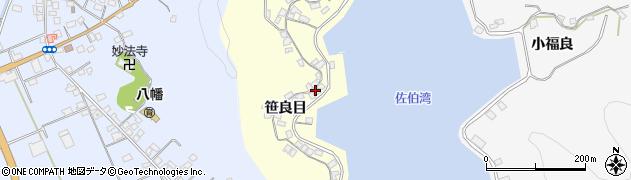 大分県佐伯市霞ケ浦232周辺の地図