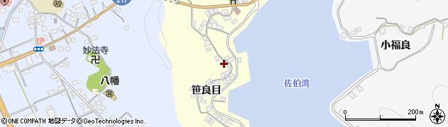 大分県佐伯市霞ケ浦241周辺の地図