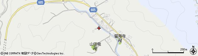 大分県佐伯市海崎2746周辺の地図