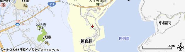大分県佐伯市霞ケ浦246周辺の地図