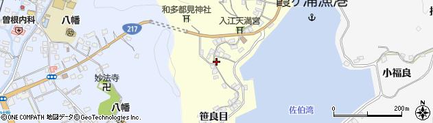 大分県佐伯市霞ケ浦259周辺の地図