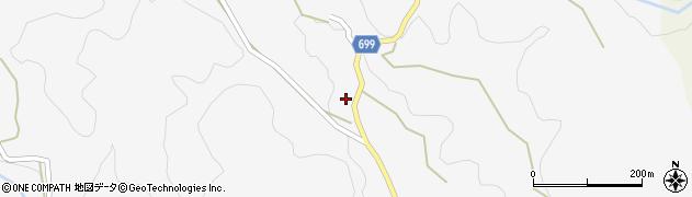 大分県竹田市古園1184周辺の地図