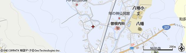 大分県佐伯市戸穴753周辺の地図