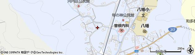 大分県佐伯市戸穴752周辺の地図