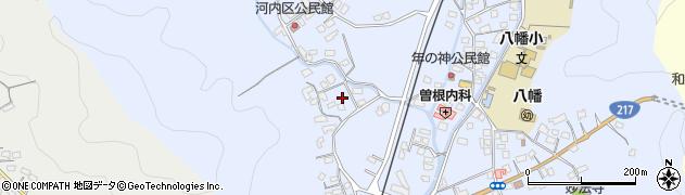 大分県佐伯市戸穴755周辺の地図