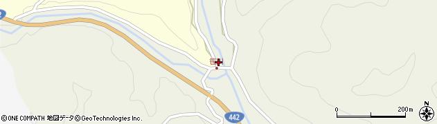 大分県竹田市小川1071周辺の地図