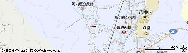 大分県佐伯市戸穴785周辺の地図