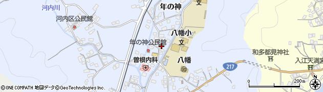 大分県佐伯市戸穴1530周辺の地図