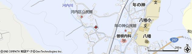 大分県佐伯市戸穴758周辺の地図